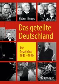Cover Das geteilte Deutschland