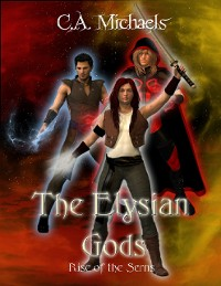 Cover The Elysian Gods Book I: Rise of the Serns
