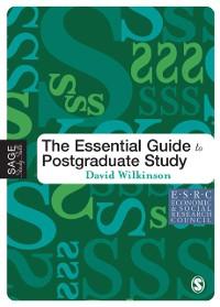 Cover Essential Guide to Postgraduate Study