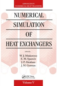 Cover Numerical Simulation of Heat Exchangers