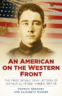 Cover An American on the Western Front