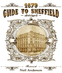 Cover 1879 Guide to Sheffield