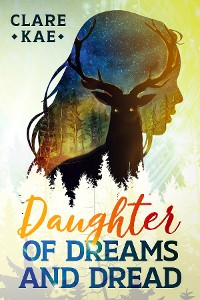 Cover Daughter of Dreams and Dread