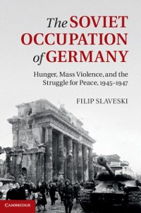 Cover Soviet Occupation of Germany