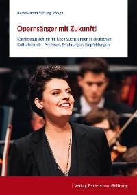 Cover Opernsänger mit Zukunft!