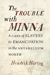 Cover The Trouble with Minna