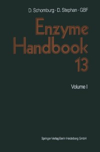 Cover Enzyme Handbook 13