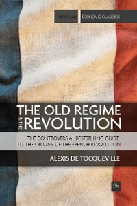 Cover The Old Regime and the Revolution