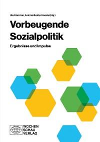 Cover Vorbeugende Sozialpolitik