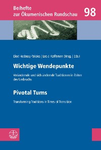 Cover Wichtige Wendepunkte // Pivotal Turns