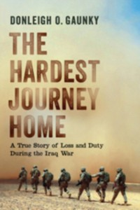 Cover Hardest Journey Home