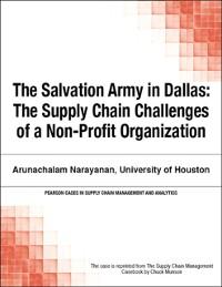 Cover Salvation Army in Dallas