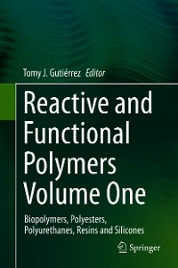 Cover Reactive and Functional Polymers Volume One