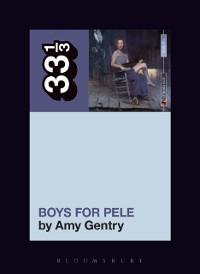 Cover Tori Amos's Boys for Pele