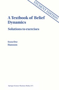 Cover Textbook of Belief Dynamics