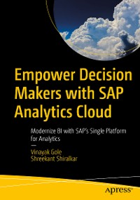 Cover Empower Decision Makers with SAP Analytics Cloud