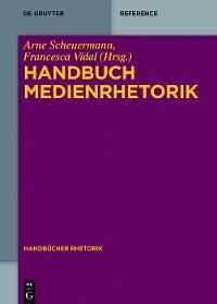Cover Handbuch Medienrhetorik