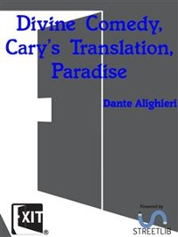 Cover Divine Comedy, Cary's Translation, Paradise