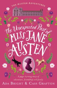 Cover Unexpected Past of Miss Jane Austen