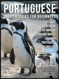 Cover Portuguese Short Stories For Beginners
