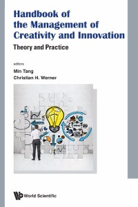Cover Handbook of the Management of Creativity and Innovation