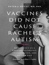 Cover Vaccines Did Not Cause Rachel's Autism