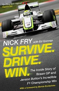 Cover Survive. Drive. Win.