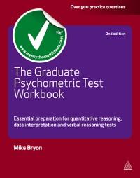 Cover Graduate Psychometric Test Workbook