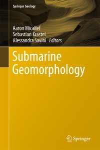 Cover Submarine Geomorphology