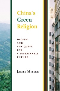 Cover China's Green Religion
