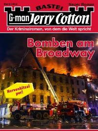 Cover Jerry Cotton 3343
