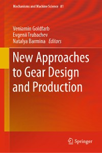 Cover New Approaches to Gear Design and Production
