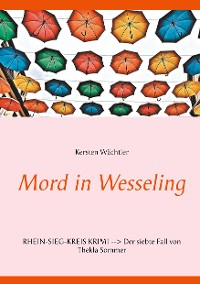 Cover Mord in Wesseling