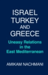 Cover Israel, Turkey and Greece