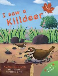 Cover I saw a Killdeer