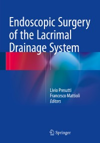 Cover Endoscopic Surgery of the Lacrimal Drainage System