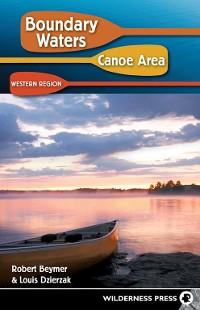 Cover Boundary Waters Canoe Area: Western Region