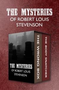 Cover Mysteries of Robert Louis Stevenson