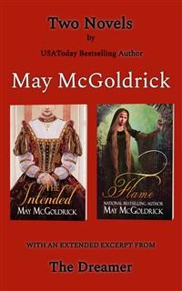 Cover Two Novels: The Intended and Flame