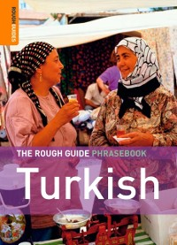 Cover Rough Guide Phrasebook Turkish
