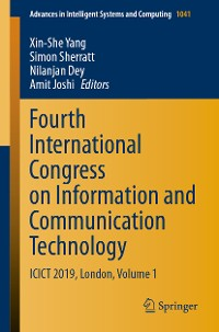 Cover Fourth International Congress on Information and Communication Technology