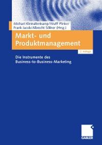 Cover Markt- und Produktmanagement
