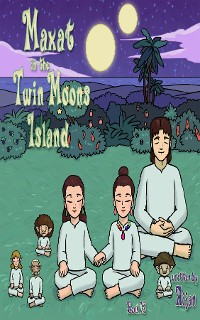 Cover Maxat in the Twin Moons Island
