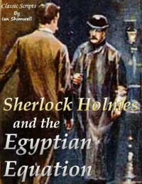 Cover Sherlock Holmes and the Egyptian Equation