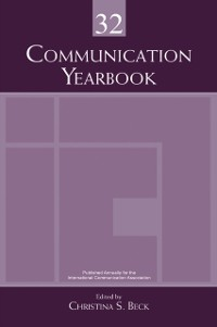 Cover Communication Yearbook 32