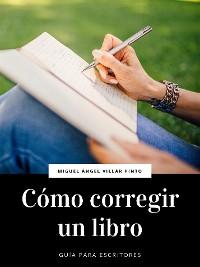 Cover Cómo corregir un libro