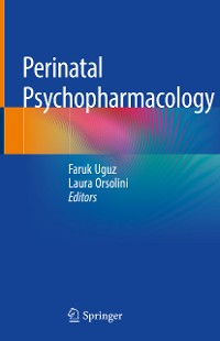 Cover Perinatal Psychopharmacology
