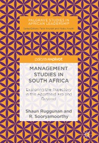 Cover Management Studies in South Africa