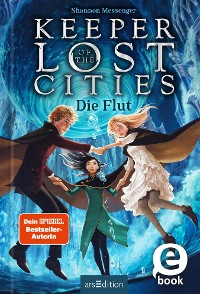 Cover Keeper of the Lost Cities - Die Flut (Keeper of the Lost Cities 6)