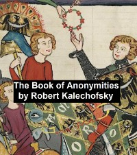Cover The Book of Anonymities